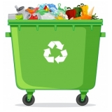 empresa de reciclagem de lixo e coleta seletiva Vila José Martins