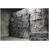 empresa de reciclagem de metais Jardim Maracanã