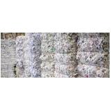 empresa de reciclagem de papel industria São José da Pedra Santa