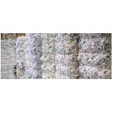 empresa de reciclagem de papel industria Jardim Nova Europa