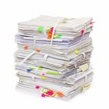 empresa de reciclagem de papel laminado Jardim Simus