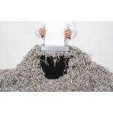 empresa de reciclagem de papel nas empresas Vossoroca