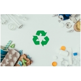 empresa de reciclagem Núcleo Residencial Princesa D'Oeste