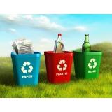 empresa de reciclagem de resíduo