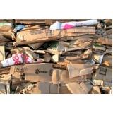 empresa de reciclagem papelão
