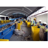 onde encontrar processo de reciclagem industrial Jardim Madalena