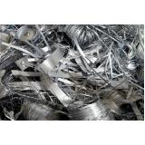 onde encontrar processo de reciclagem metal Jardim Guanabara