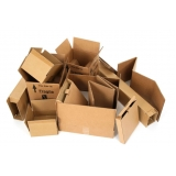 onde encontro reciclagem de papelão Vila Santana II
