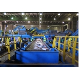 processo de reciclagem de lixo valor Terra da Uva