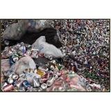 processo de reciclagem de sucata de aluminio Vila Esperança