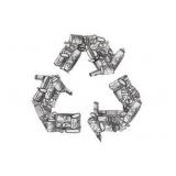 processo de reciclagem de sucatas eletrônicas Fazenda Santa Maria