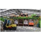 processo de reciclagem industrial orçamento Cesário Lange