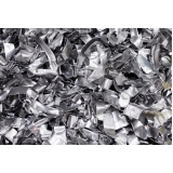 processo de reciclagem metal Portal do Paraíso I