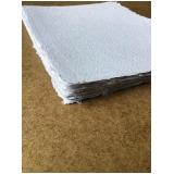 quanto custa reciclagem de papel artesanal Vossoroca