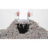 quanto custa reciclagem de papel industrial Residencial Colinas
