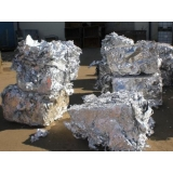 reciclagem de papel aluminio Chácara Portão do Castanho