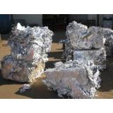 reciclagem de papel aluminio Jardim Ipiranga