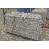 reciclagem de papel de empresas Uirapuru
