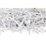 reciclagem de papel industrial valores Chácara Recreio Santa Terezinha
