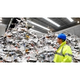reciclagem de papel laminado Jardim Gonçalves