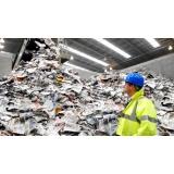 reciclagem de papel laminado Vista Alegre