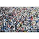 reciclagem de sucata de aluminio Ourinhos