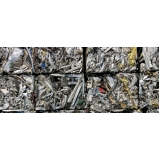 reciclagem de sucatas ferrosas Parque Residencial Nove de Julho
