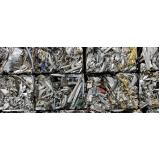 reciclagem de sucatas ferrosas Quinta dos Jatobás