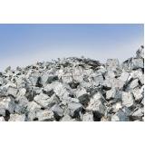 reciclagem sucatas metálicas Agapeama