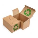 Reciclagem de Papelões